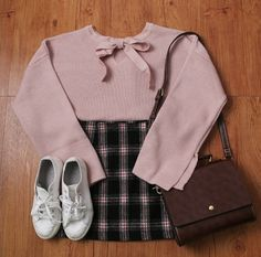 Korean Fashion Trends you can Steal – Designer Fashion Tips Korean Girl Fashion, Cute Fashion, Look Fashion, Fashion Outfits, Fashion Design, Fashion Trends, Fashion Sets, Pretty Outfits, Cool Outfits