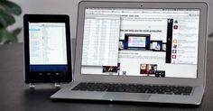 Cómo convertir tu tablet en una segunda pantalla para el PC