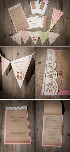 Wer will da noch absagen? Einladungskarten & Drucksachen von: www.schneidersfamilybusiness.de