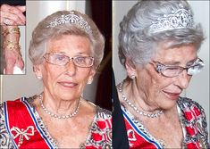 Now into her 80's Princess Astrid is frequently seen wearing her mother's tiara and carries out a wide range of charitable patronages. http://en.wikipedia.org/wiki/Princess_Astrid,_Mrs._Ferner