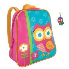 Stephen Joseph Owl Backpack and Owl Zipper Pull   Cute Girls Backpacks. #Stephen #Joseph #Backpack #Zipper #Pull #Cute #Girls #Backpacks