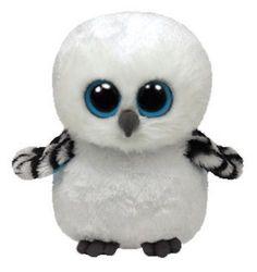 Ty Beanie Boos Buddy 9'' Plush Spells The White Owl New   eBay
