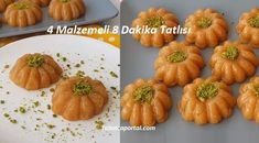 Turkish Delight, Turkish Recipes, Cooking Time, Ham, Cantaloupe, Food And Drink, Sweets, Cookies, Fruit