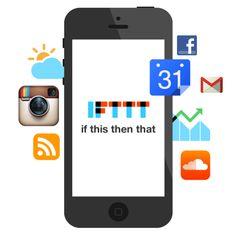IFTTT: Qué es y cómo se usa | FUA Social Web