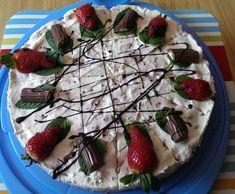 Rezept Erdbeer-Joghuretten-Torte von fraenni - Rezept der Kategorie Backen süß