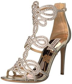 Stunning couture sandal   Embellished high heel   - #Shoes  #Fashion #Style #Highheels #Heels #Booth