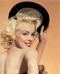 Marilyn Monroe - Tipping Hat ,  Free Shipping