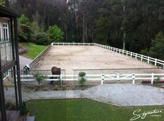 Would live to build Aisling an arena like this one day.#Horse #Property #Australia