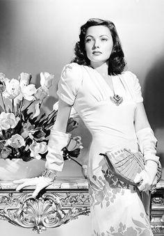 Gene Tierney, Gene Eliza Tierney (November 19, 1920 – November 6, 1991)