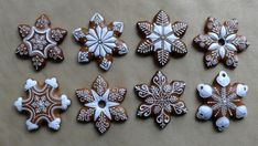 Vianočné Christmas Gingerbread, Diy Christmas Ornaments, Christmas Cookies, Crazy Cookies, Coffee Time, Baking, Holiday, Desserts, Food Ideas
