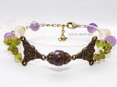 Peridot, Pandora Charms, Chakra, Agate, Chevron, Charmed, Bracelets, Jewelry, Crystal