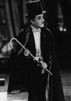 "Charlie Chaplin in ""The Circus"""