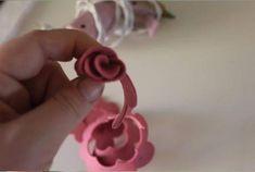 How to make felt rose? Felt Roses, Paper Flower Tutorial, Handmade Flowers, Flower Crafts, Paper Flowers, How To Make, Craft Ideas, Blog, Diy
