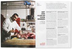 Rotterdampas Magazines by Studio Beige , via Behance