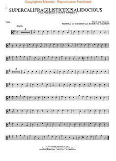 free beginner disney sheet music - Google Search