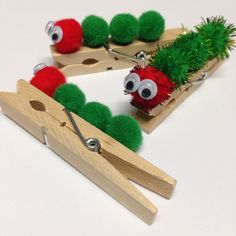 Hungry caterpillar pegs for fine motor by Miss Nguyen