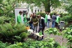 Biomimicry, leren van de natuur: op excursie naar de Hortus Botanicus in Leiden tijdens de conferentie!