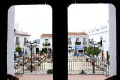 Plaza de la Iglesia, Frigiliana