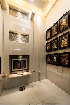 Get Some Ideas On Modern Pooja Room Designs For Your Flats And Apartments.  Here Are Some Stylish Modern Pooja Room Designs That You Can Build In Your  House. Part 89