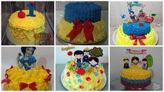 modelos de bolos chantilly
