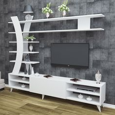 How and where to make a modern TV cabinet design? Modern Tv Cabinet, Modern Tv Wall Units, Tv Cabinet Design, Tv Wall Design, Tv Unit Decor, Tv Wall Decor, Tv Wanddekor, Tv Unit Furniture, Living Room Tv Unit Designs