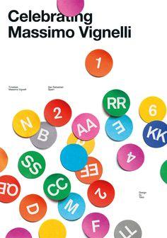 Timeless Massimo Vignelli en Barcelona Design Week