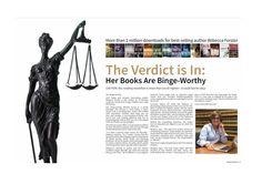 ePICKmagazine.com | Rebecca Forster