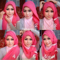 Cute hijab