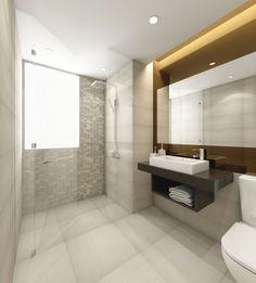 Terrasse Condominium Typical Bathroom