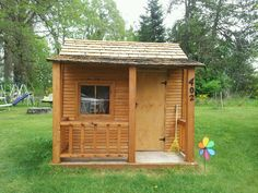 Cool kids playhouse