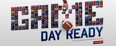 Get your Game Day belts at missionbelt.com
