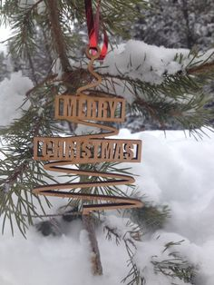 2013 Christmas Ornament by Stacy Gowler on Behance Cnc Projects, Christmas Crafts, Christmas Ornaments, Coups, Woodworking Crafts, Wood Working, Laser Engraving, Great Gifts, Behance