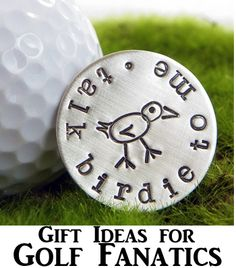 Gift Ideas for Golf Fanatics