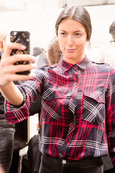 #RebeccaMir - Fashionweek Berlin - minx by Eva Lutz - Backstage - Behind the Show - Autum/Winter 2016/2017 - Rebecca Mir, Franziska Knuppe, Boris Entrup, Diana zur Löwen, Dfashion, Vanessa Pur, Blogger, YouTuber