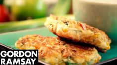 Simple corn fritters
