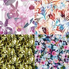 Trend Forecasts | Patternbank - Print, Pattern + Graphics Inspiration