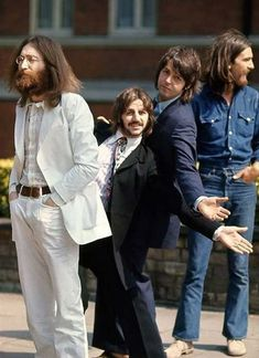 1000+ images about Beatles 'Abbey Road' on Pinterest | Abbey road ...