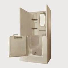 Tub/Shower Combo for small spaces