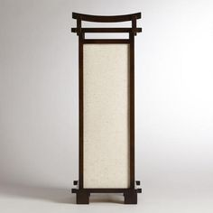 One of my favorite discoveries at WorldMarket.com: Nara Table Lamp