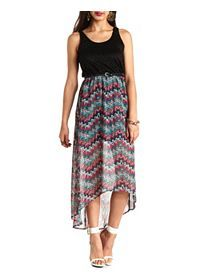 Chiffon, Strapless & Long Sleeve Maxi Dresses: Charlotte Russe