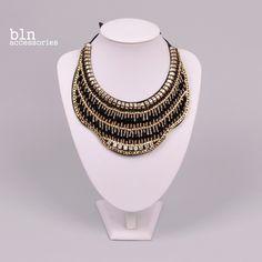 Масивне кольє в магазинах BLNaccessories / Massive necklaces  in stores BLNaccessories