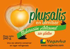 Phisalys Syrup, delicious pearl health, are produced in Granada, Spain, and marketed by VegaViva