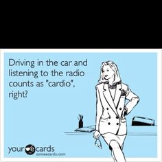 LOVE LISTENING TO THE CAR IN THE RADIO