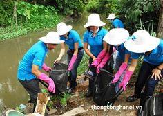 Tiến hành các hoạt động giữ gìn nguồn nước
