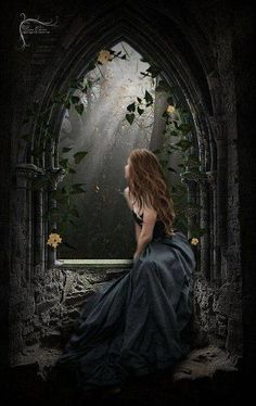 Dark Fantasy Art Women Fairy Tales Ideas For 2019 Dark Fantasy Art, Foto Fantasy, Fantasy World, Dark Art, Dark Gothic Art, Gothic Artwork, Beautiful Fantasy Art, Vampires, Art Vampire
