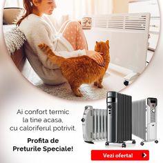 Caldura si confort la tine acasa!☺️ Vezi oferta noastra de calorifere electrice #caldura #confort #calorifereelectrice #oferte #promotii #reduceri