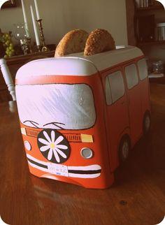 Vw Toaster Bus