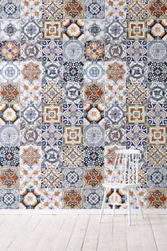 Wallpaper by ellos Deidra-tapetti