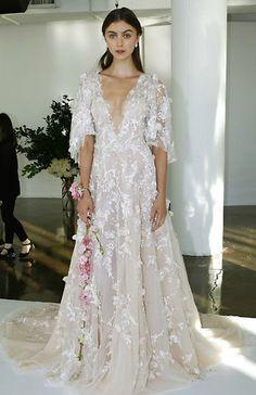 Los vestidos de novia más bonitos de la New York Bridal Week - Foto 10