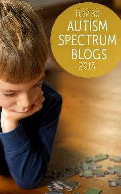 Learn about autism with the best blogs on ASD from 2013 by visiting babble.com